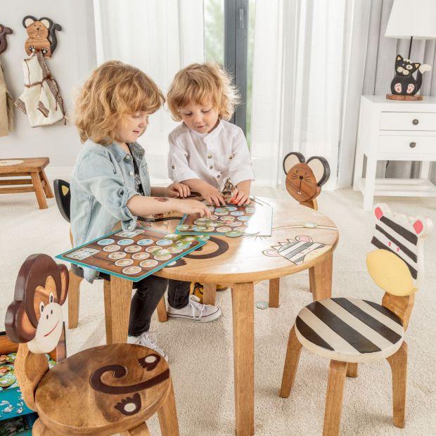 Meble i zabawki dla malucha. Zobacz piękne kolekcje