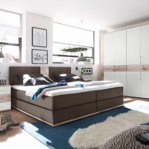 Sypialnia w skandynawskim stylu. Fot. BRW