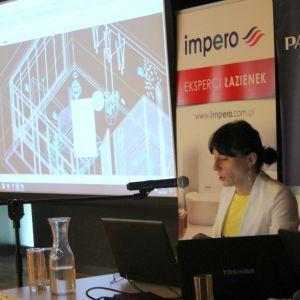 Wykład Anny Spalony, CAD projekt.