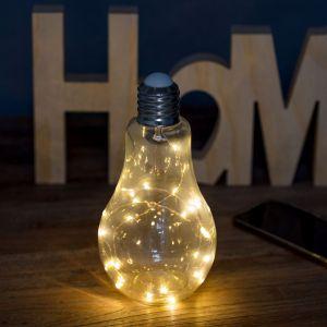 Prezenty na Dzień Matki. Lampka dekoracyjna Bulb. Fot. Dekoria.pl