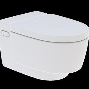 Szereg zróżnicowanych funkcji najnowszej toalety myjącej Geberit pokazuje co w dzisiejszych czasach oznacza komfort w standardzie deluxe. Fot. Geberit