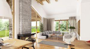 Hawana to uroczy dom parterowy, który łączy ze sobą prostotę i skromną elegancję. Jego powierzchnia to 111 m2.