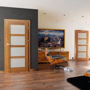 Drzwi do pokoju dziecka. Model Ardea Akacja ST. Fot. Classen