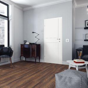 Drzwi do pokoju dziecka. Model Linea Premium Line Biały Lakier. Fot. Classen