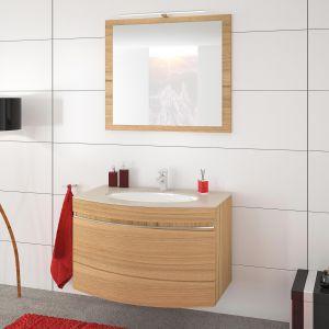 Szafka pod umywalkę, model  Vena Arte firmy Devo, www.devo.pl. Fot. Devo