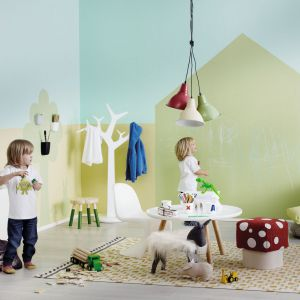 Dziecięcy pokój marzeń. Fot. Tikkurila