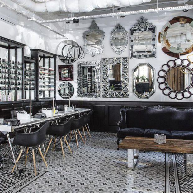 Niezwykły design wnętrz w warszawskim salonie urody
