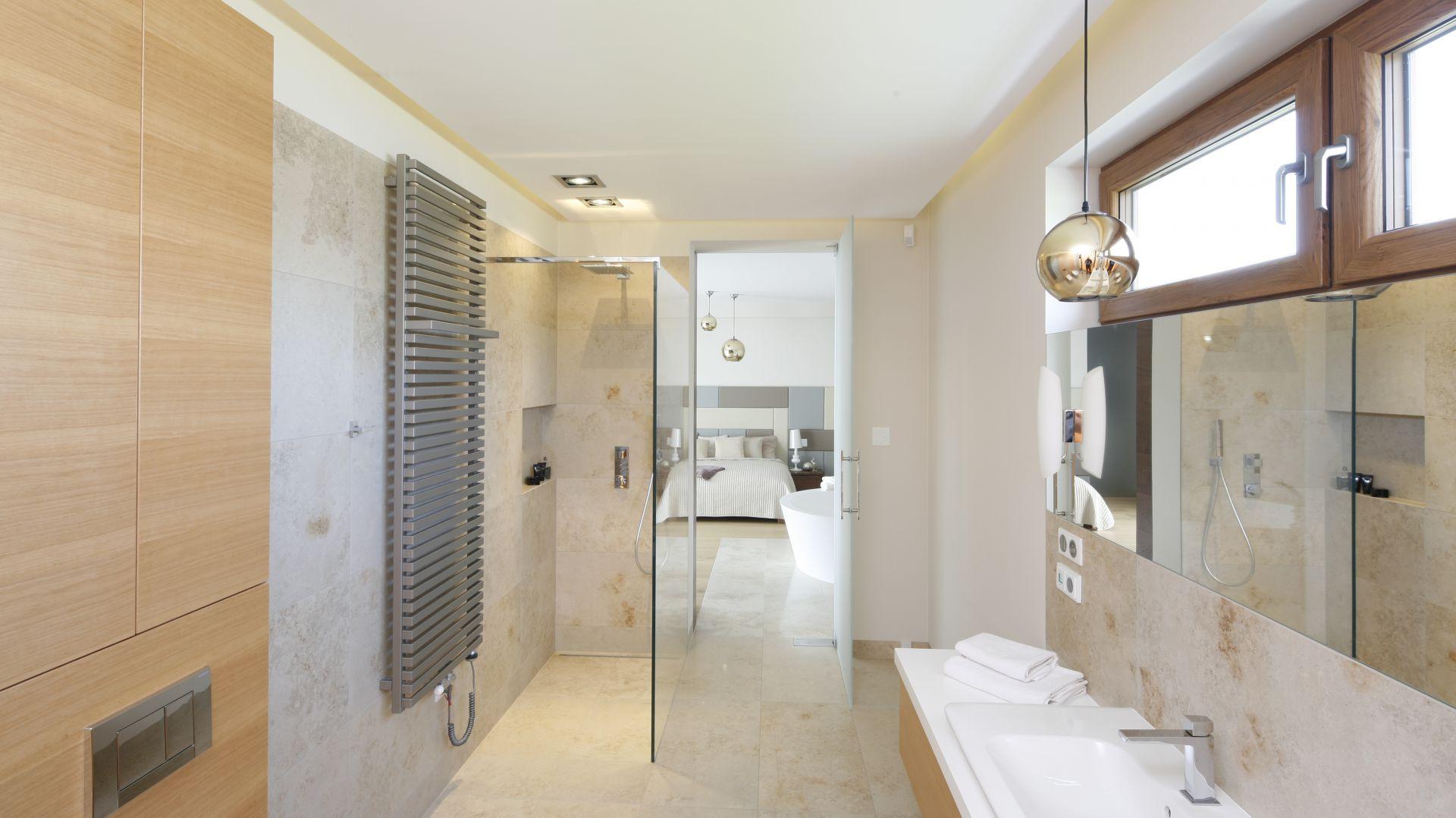 Prysznic Bez Brodzika 12 Projektów Architektów
