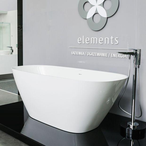 Produkt z serii Vigour white kupisz w salonach Elements