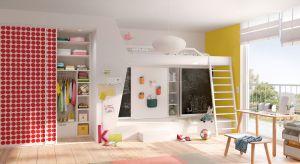 Uniwersalny charakter rozwiązań, możliwość personalizacji i modyfikacji sprawia, że nowoczesne systemy do przechowywaniaz upływem czasu dopasowują się do zmieniających się potrzeb i wieku dziecka.