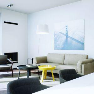 Otwarta strefa dzienna to wyjątkowy atut domu. Projekt: Daniel 2 G1, Fot.  Pracownia Projektowa Archipelag