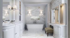 Styl klasyczny nigdy nie wychodzi z mody. Co więcej, jest gwarantem eleganckiej i przytulnej aranżacji łazienki. Jak jednak sprawić, aby nasza łazienka stała się klasyczna w swoim wyrazie?