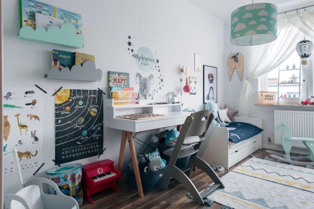 Pokój dziecka w skandynawskim stylu - zobacz, jak go zaaranżować