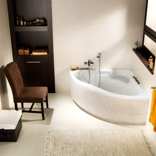 Komfortowa łazienka - wybieramy wannę