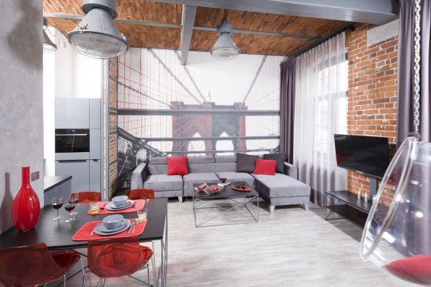 Remont salonu: 12 pomysłów na ściany