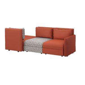 VALLENTUNA to modułowy mebel, który można dopasować do potrzeb. Różne rodzaje siedzisk. Cena w zależności od ilości modułów. Fot. IKEA
