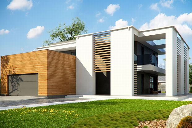 Dom w stylu minimalistycznym: 12 polskich projektów