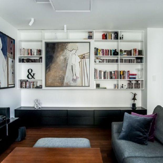 Mieszkanie w nowoczesnym stylu: gotowy projekt