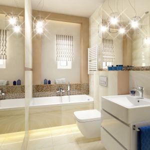 Pomysły do małej łazienki. Fot. Deante