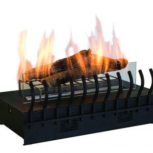 Biokominek we wnętrzu. Model: Hotbox. Fot. Planika
