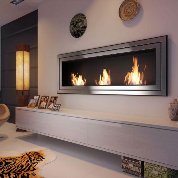 Biokominki w domach i mieszkaniach - zobacz piękne modele
