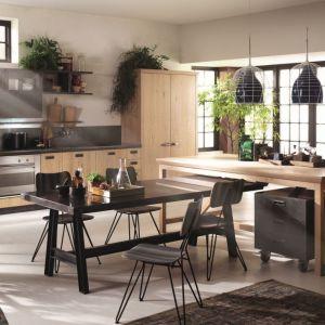 Kuchnia w stylu industrialnym.Fot. Scavolini, Diesel Social Kitchen