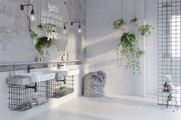 5 propozycji na łazienkę w stylu loft