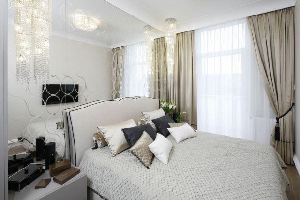 Ściana za łóżkiem: 12 wyjątkowych sypialni
