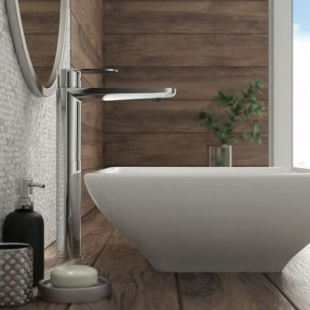 Aranżujemy łazienkę: nowa kolekcja armatury