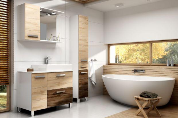 Fronty mebli łazienkowych - 5 propozycji
