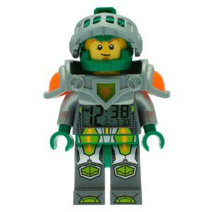 Zegar z budzikiem LEGO Nexo Knights Aaron, cena: ok. 149zł. Fot. Bonami.pl