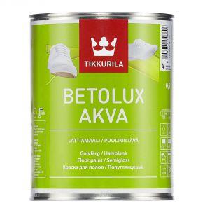 Farba kryjąca Betolux Akva. Fot. Tikkurila