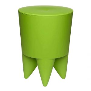 Komplet 2 stołków Bubu lime, cena: ok. 319 zł. Fot. Westwing.pl