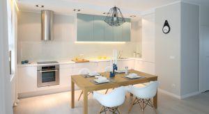 Kuchnia połączona z salonem to idealnerozwiązanie do małych wnętrz.Zobaczcienasze pomysły.