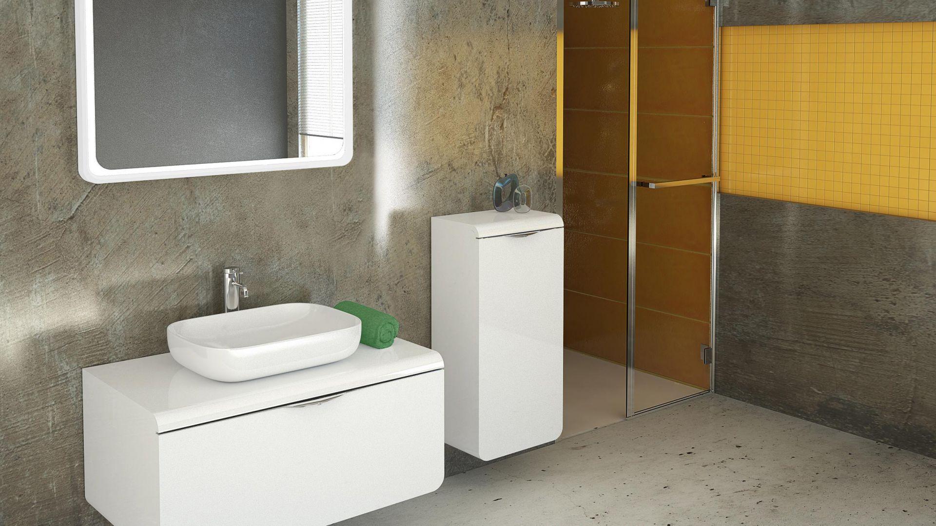 Meble do łazienki Mocca marki Devo. Fot. Devo, www.devo.pl