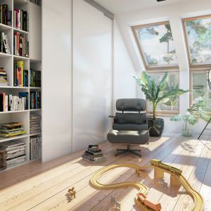 Dom w estragonie – kolekcja: projekty domów z antreso l ą ARCHON +