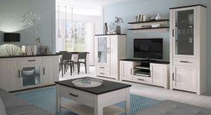 Białe przecierane meble, nowoczesne dodatki i delikatna jak piórko porcelana sprawią, że w salonie w stylu prowansalskim poczujesz się lekko jak ptak.