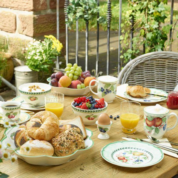 Owocowy ogród na stole - nowa kolekcja porcelany