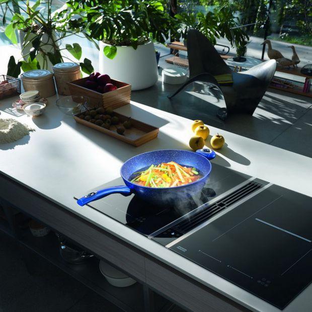 Strefa gotowania – praktyczna technologia zamknięta w minimalnej formie