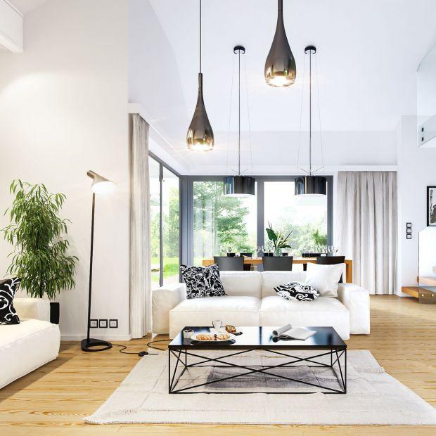 Komfortowy dom parterowy: zobacz projekt i wnętrze