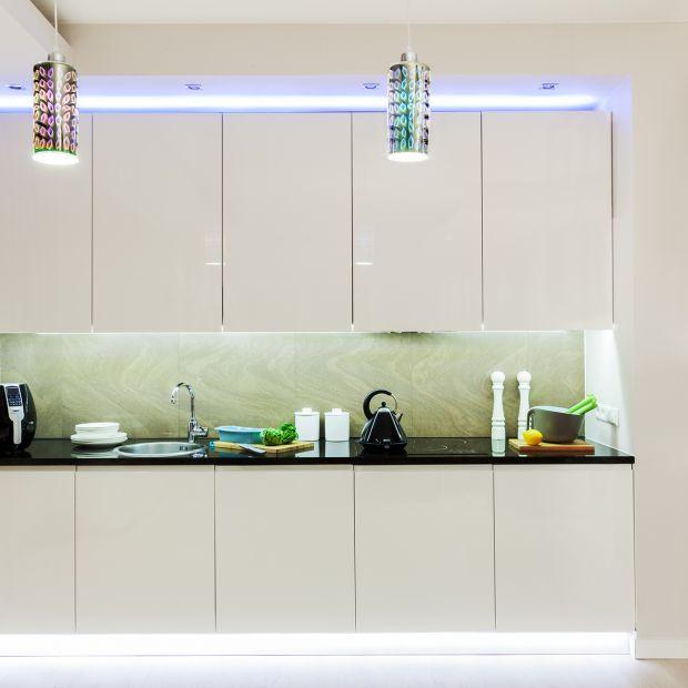 Oświetlenie Kuchni Lampy I Halogeny