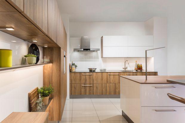 Urządzamy kuchnię - wybierz piękny i trwały laminat szklany