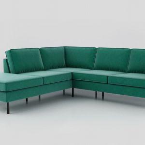 Kolekcja mebli do salonu: sofa Margo. Fot. Adriana Furniture