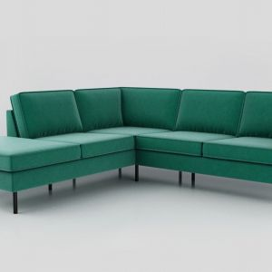 Kolekcja mebli do salonu: sofa Margo. Fot. Adriana Furniture