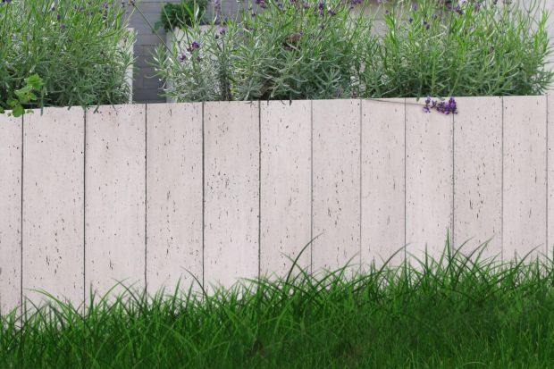 Elementy palisady Trawertynz powodzeniem mogą być wykorzystywane do wydzielenia poszczególnych stref ogrodu, budowy rabat i kwietników, umacniania skarp, wykończenia schodów i wyniesionych ponad poziom terenu tarasów.