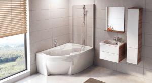 Podobnie jak wanna z tej serii nowa umywalka jest asymetryczna ipomyślana tak, aby swym wewnętrznym kształtem uprzyjemniać codzienne użytkowanie.