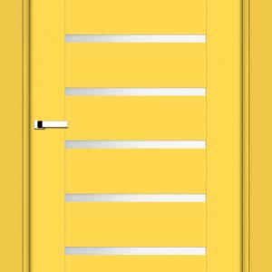 MALOWANE Primrose Yellow CAPRI. Fot. Inter Door