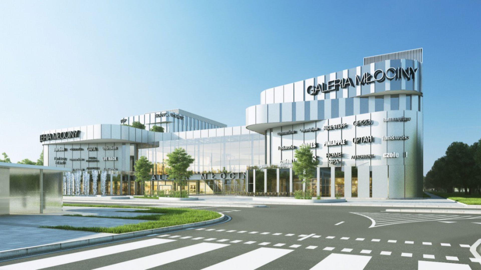 Galeria Młociny ma już podpisane umowy najmu na ponad połowę powierzchni handlowej. Docelowo na 70 tys. mkw. powierzchni najmu będzie około 220 lokali handlowych i usługowych, w których klienci znajdą popularne marki.