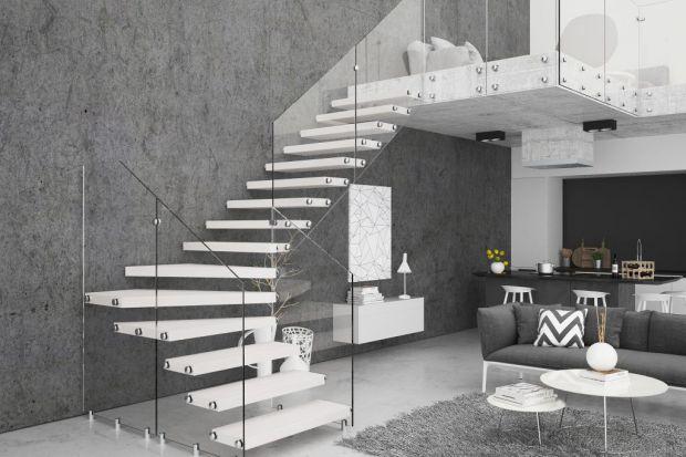 Schody w domu - jaki kształt wybrać?