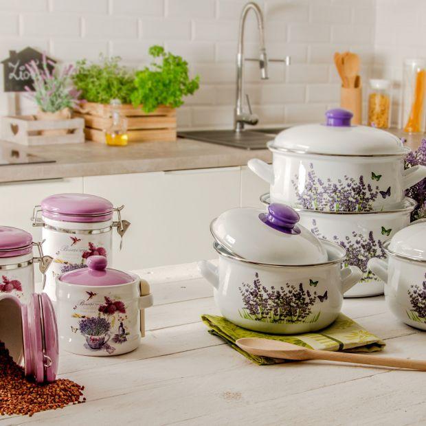 Gotowanie w prowansalskim stylu - domowy niezbędnik